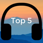Top five podcasts
